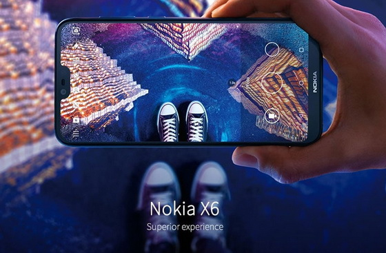 BAY 1 GET 1 GIFT 🎁 😲 NOKIA X6 5.8 inch 4G Phablet only today🎁 😲