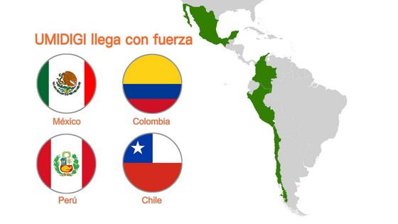 UMIDIGI will officially enter into Linio Mexico a0f1147fabb
