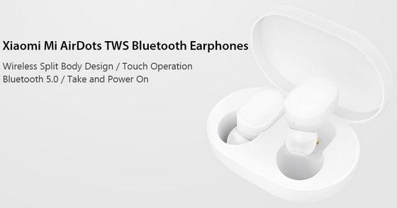 Xiaomi Mi AirDots TWS