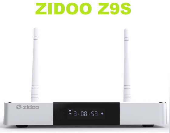 Zidoo Z9S