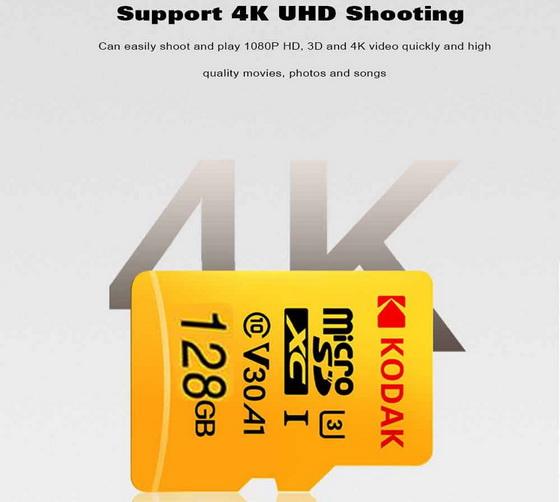 Kodak 128GB