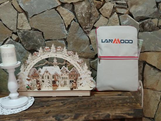 Lanmodo Barra