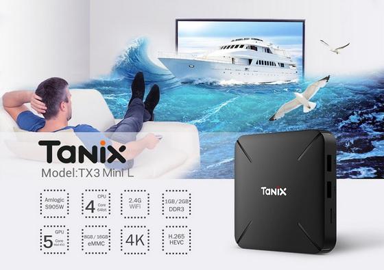 Tanix TX3 Mini L