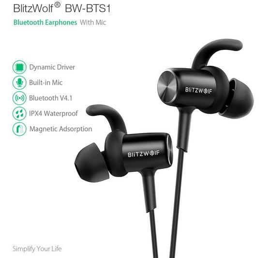 Blitzwolf BW-BTS1