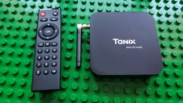 Download Android Pie 9 stock firmware for Tanix TX6 TV Box
