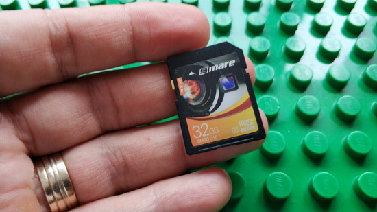 High Speed Memory Card