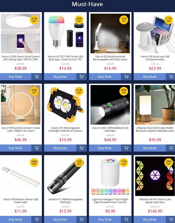 Lighting Big Sale