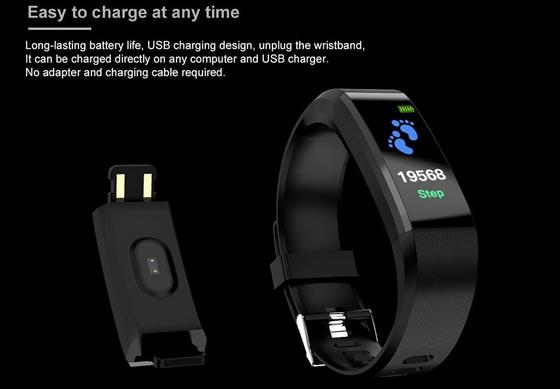 115Plus Smart Bracelet