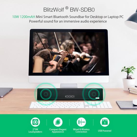 Blitzwolf BW-SDB0