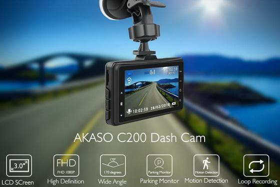 AKASO C200