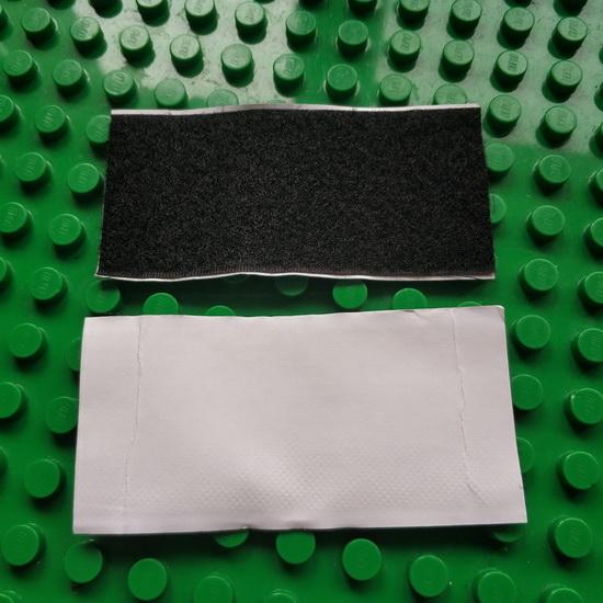 Strap Bracket Velcro