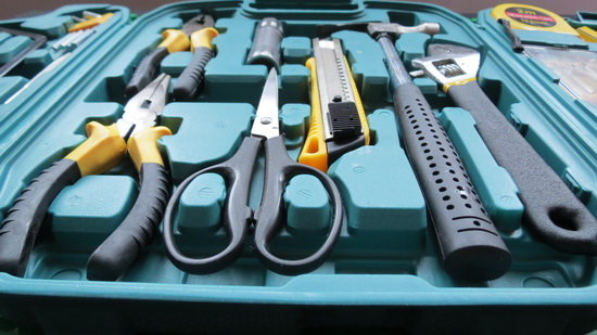 Multifunctional Hardware Tool Kit