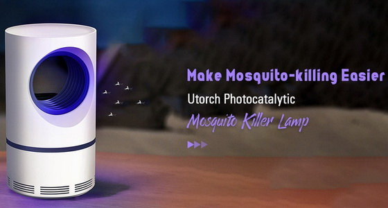Photocatalytic Mosquito Killer