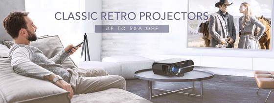 Classic Retro Projector