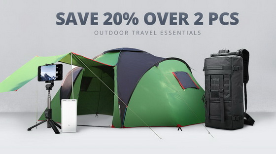 Outdoor Travel Essentials