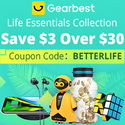 Save $3 Over $30 With Coupon