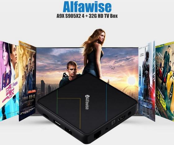 Alfawise A9X