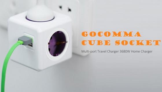 Cube Socket