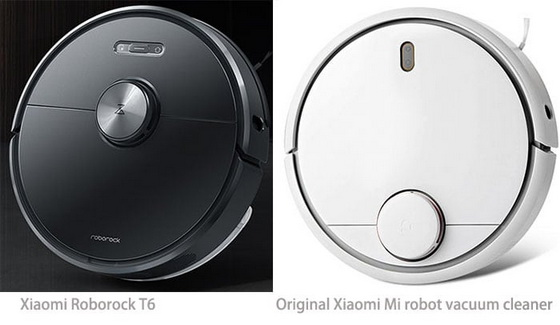 Xiaomi Roborock T6