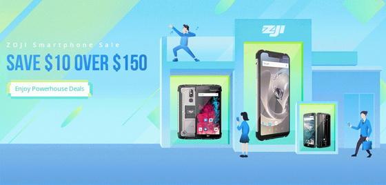 ZOJI Smartphone Promotional Sale