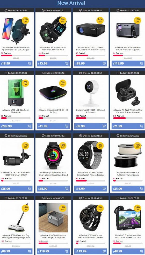 Gearbest Exclusive Brands