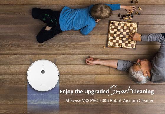 Alfawise V8S Pro E30B