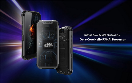 BlackView BV9500 and BV9600 Pro will update to Android 9 0