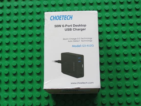 Choetech Q3-4U2Q