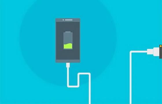 smartphone's battery