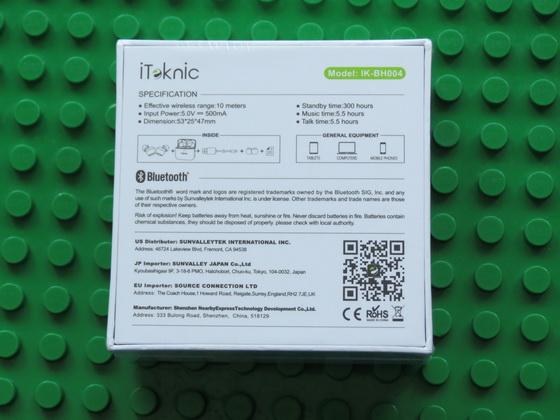 iTeknic IK-BH004