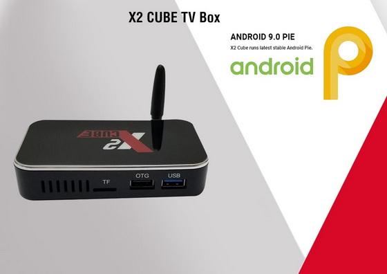 Ugoos X2 Cube