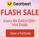 Flash Sale: Up to 80% Off @ Gearbest