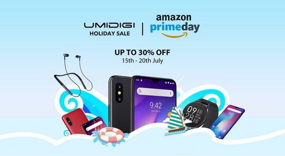 UMIDIGI Holiday Sale