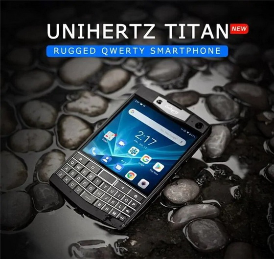 Unihertz Titan