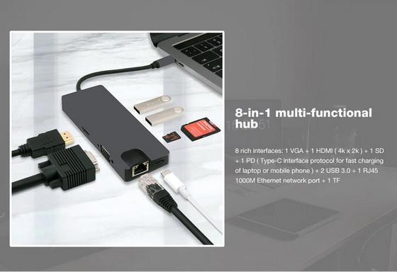 USB-C Hub Adapter