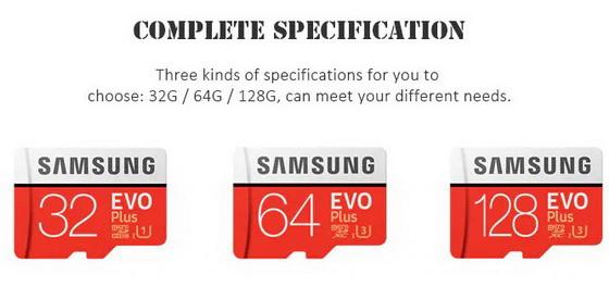 Samsung UHS-3