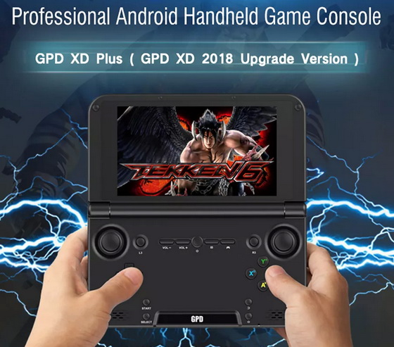 Download Android Nougat 7 0 stock firmware for GPD XD Plus