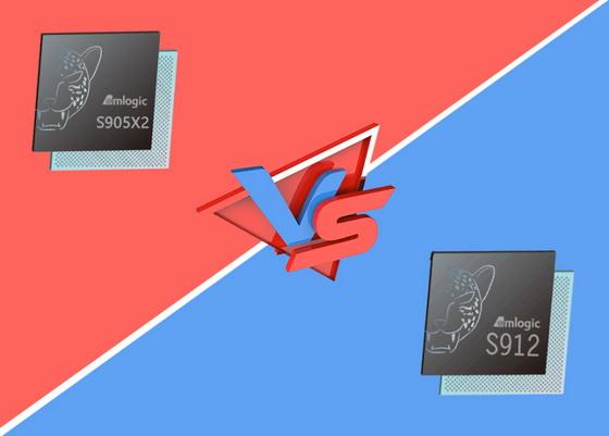 S905X2 vs S912