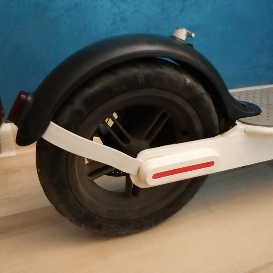 Rear Mudguard Support