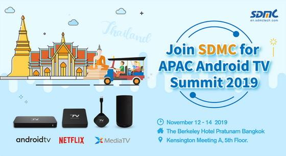 APAC Android TV Summit
