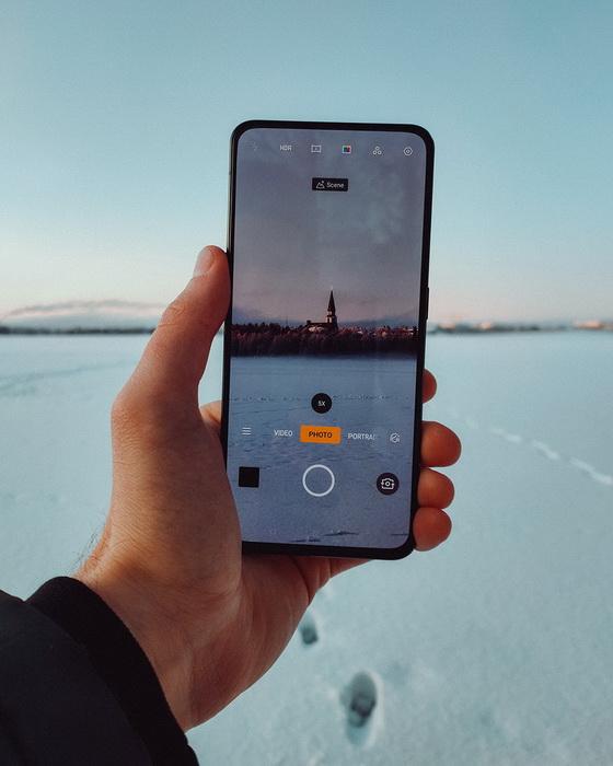 Instagram Creators Adventure Icy Finland
