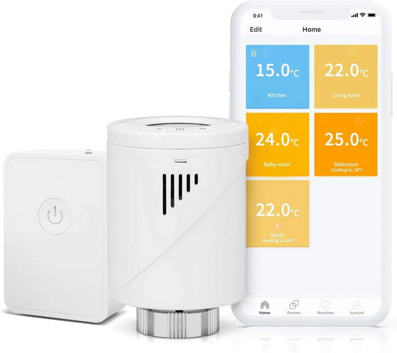 Meross Smart Heating Radiator