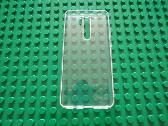 Transparent Soft TPU Phone Case