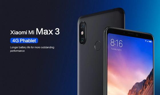 Mi Max 3