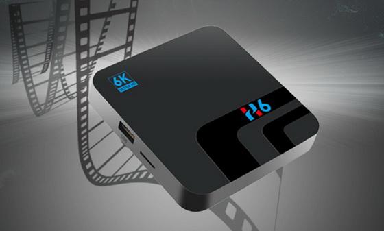 H6 6K TV Box