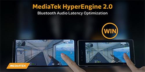 MediaTek HyperEngine 2.0