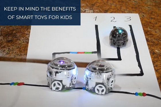 Smart Toys for Kids