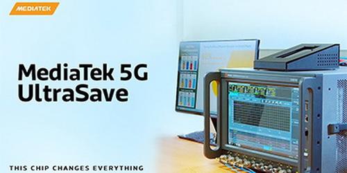 MediaTek 5G UltraSave