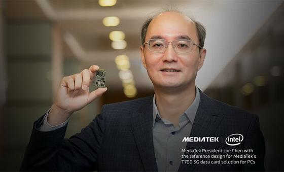 MediaTek and Intel
