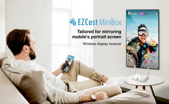 EZCast Mini Box